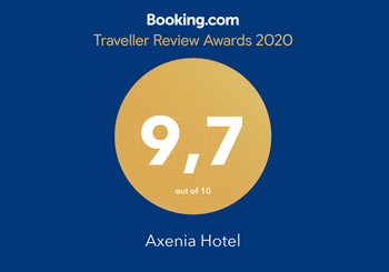 Booking.com rating 9.7!!!